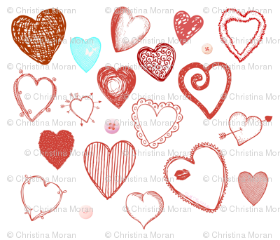 A Love of Hearts