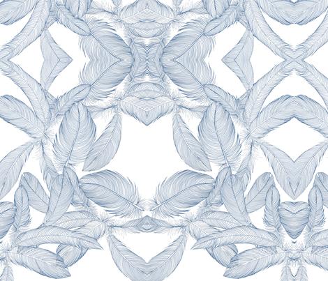 Flight fabric by catsims on Spoonflower - custom fabric