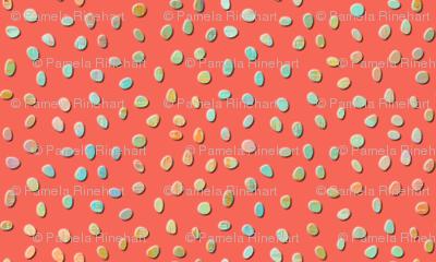 sketch_texture_dots_coral