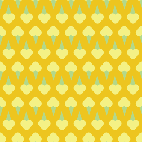 Ice Cream fabric by witee on Spoonflower - custom fabric