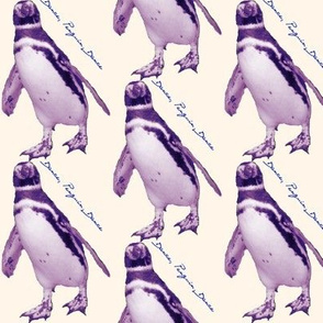 Dancing Penguin