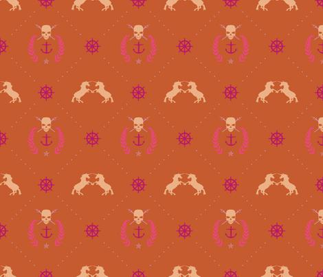 Parley Yum fabric by raneehs on Spoonflower - custom fabric