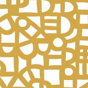 Windows - Mustard - Wallpaper