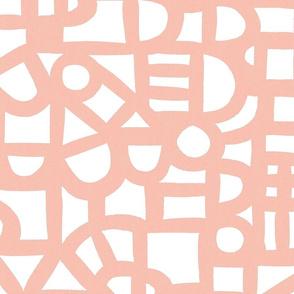 Windows - Peach - Wallpaper