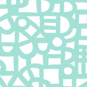 Windows - Aqua - Wallpaper