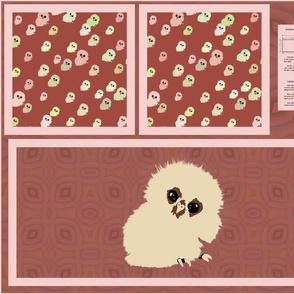 Owlet Pillow Slip