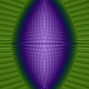 green-purple
