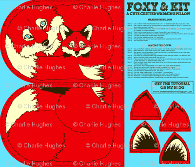 Foxy & Kit