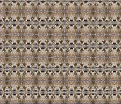 Prairie Dog with Bean fabric by ravynscache on Spoonflower - custom fabric