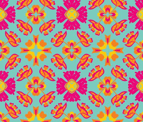 jugendstil-23 fabric by studiojelien on Spoonflower - custom fabric