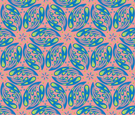 jugendstil-24 fabric by studiojelien on Spoonflower - custom fabric