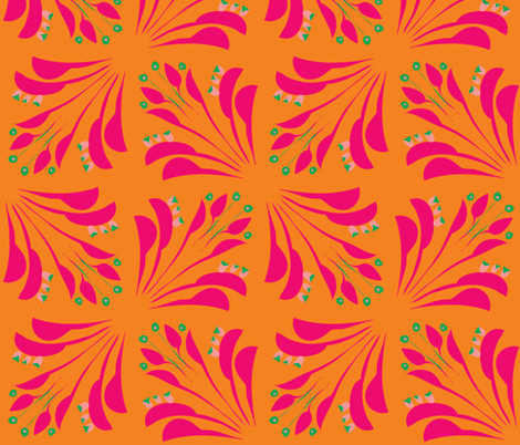 jugendstil-28 fabric by studiojelien on Spoonflower - custom fabric