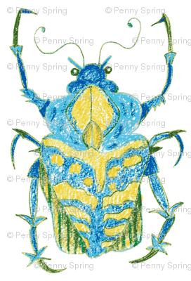 Blue Note Beetles