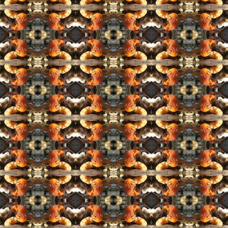 Mr. Salamanderz fabric by taztige on Spoonflower - custom fabric