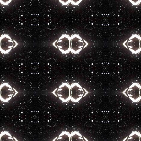Galaxy fabric by ravynscache on Spoonflower - custom fabric