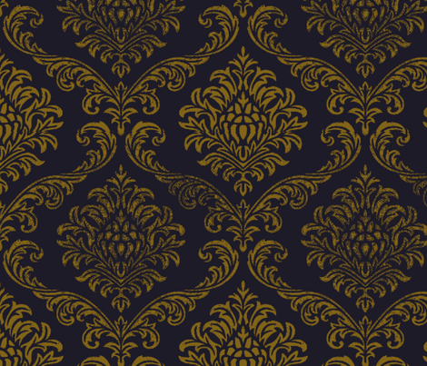 Timeless brocade/ Embassy fabric by paragonstudios on Spoonflower - custom fabric