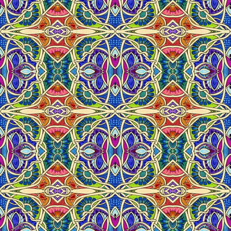 Here Comes Summer fabric by edsel2084 on Spoonflower - custom fabric