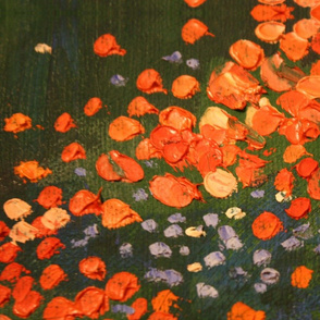 Painterly Poppies
