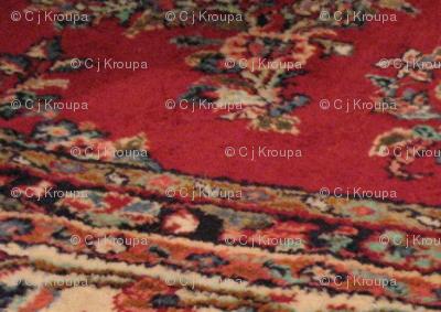 Red Persian (Kirman)