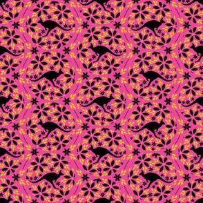 Flowers & Roos (Pink)