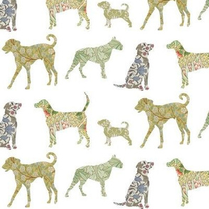 The hounds of William Morris