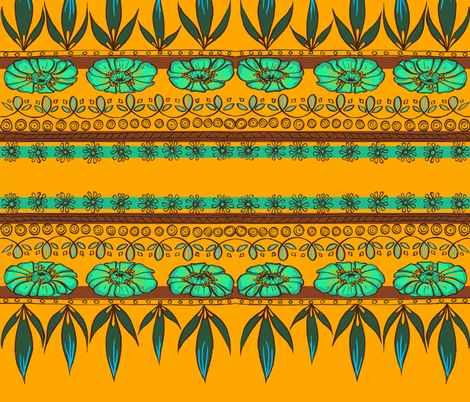 African Pride fabric by loeff on Spoonflower - custom fabric