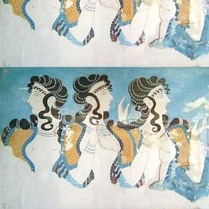 Minoan Queens