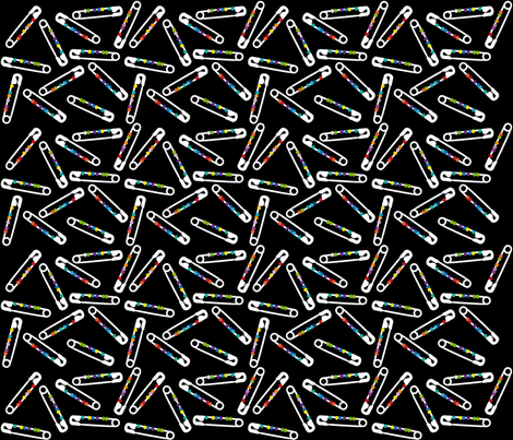 safety_pinB fabric by zapi on Spoonflower - custom fabric