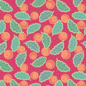 spring_leaves_oranges_cherry