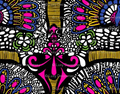 Peacock Colour