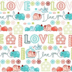 Elephant love story