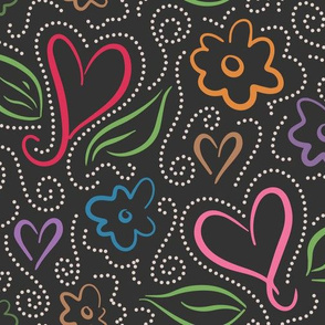 Love's In Bloom