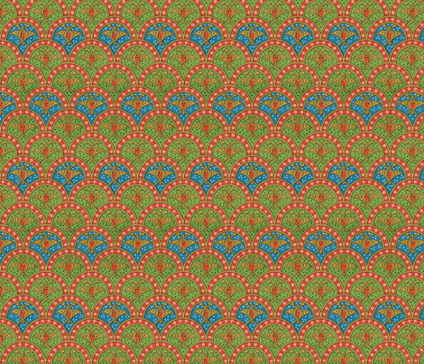 islam4 fabric by unseen_gallery_fabrics on Spoonflower - custom fabric