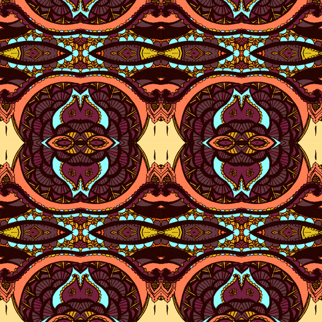 African Patterns fabric by jae_ess_kay on Spoonflower - custom fabric