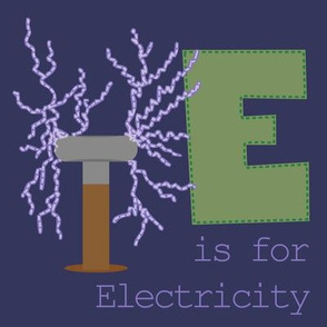 E is for Electricity