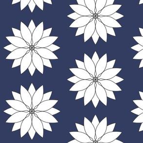 Large_White_Lotus_Navy