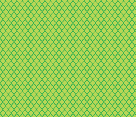 Sweet Green Accent Reversed fabric by sugarxvice on Spoonflower - custom fabric