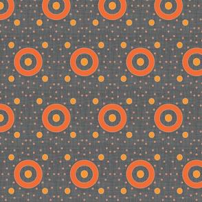 Orange_Pokadot_Grey_Linen