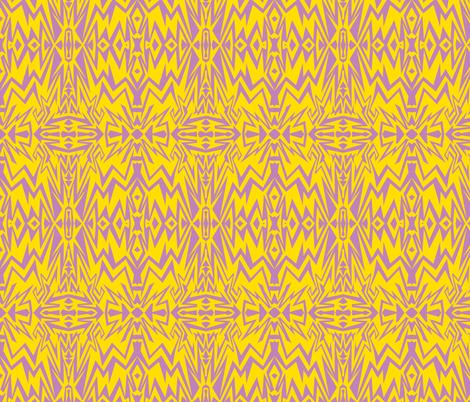 purpleblue_zigs-ch-ch-ch fabric by sewbiznes on Spoonflower - custom fabric
