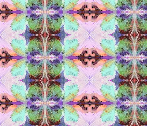 love fabric by spontaneousreality on Spoonflower - custom fabric