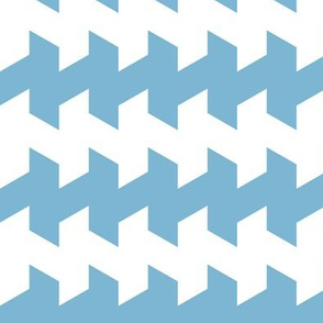 jaggered and staggered in angelite