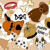 puppy dogs