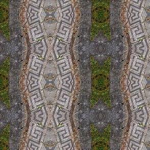 Fragmented pathway