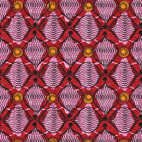 crossing-African fabric by ottomanbrim on Spoonflower - custom fabric