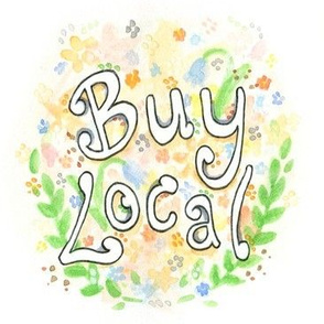 Buy Local Tote
