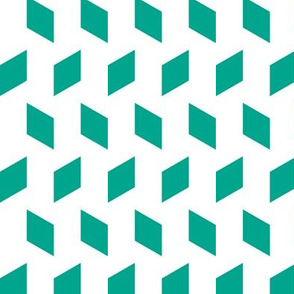 rhombus bomb in emerald
