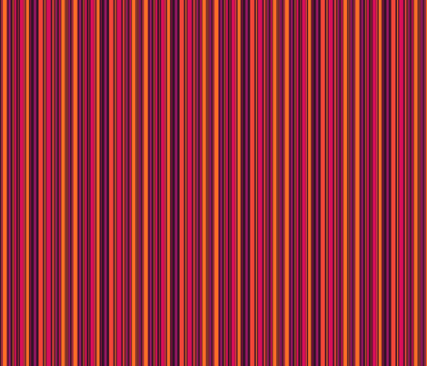 Summer Stripes fabric by sugarxvice on Spoonflower - custom fabric