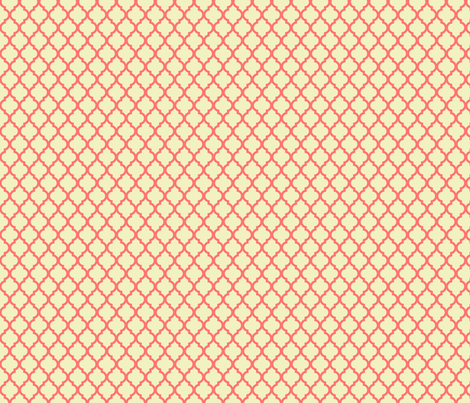 If Only Guava Were a Melon fabric by sugarxvice on Spoonflower - custom fabric