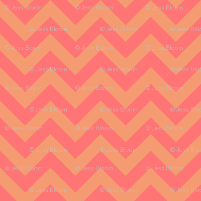 Another Melon Chevron