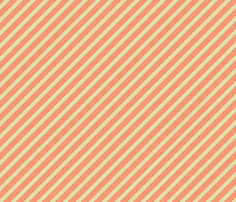The New Fruit Stripe fabric by sugarxvice on Spoonflower - custom fabric